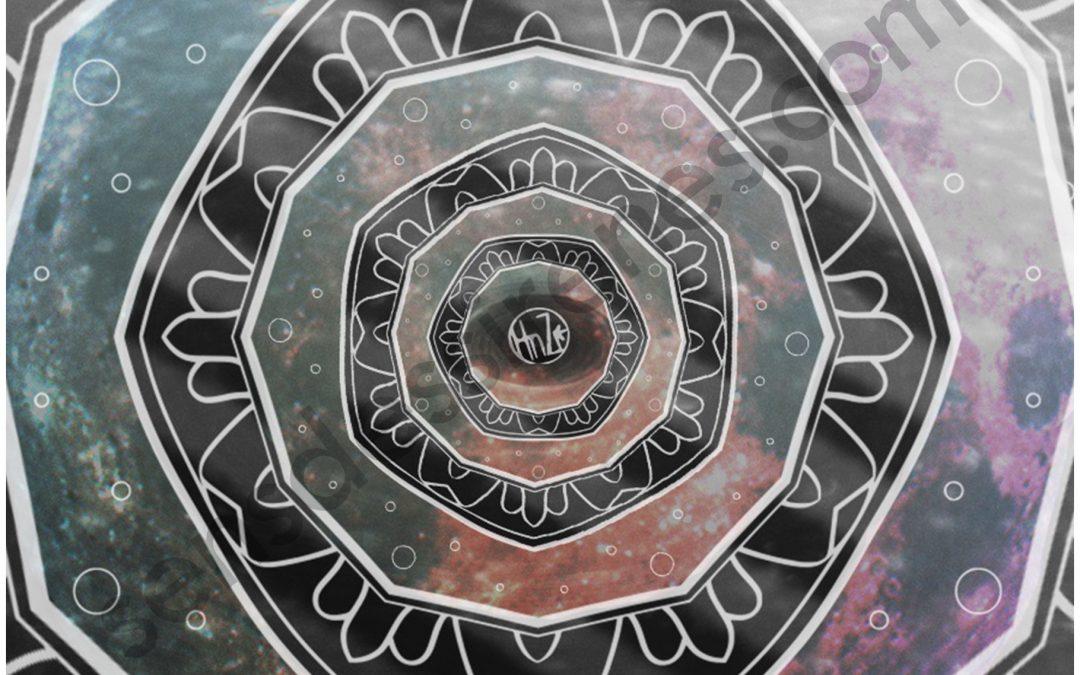 Serie Space Mandala Covers, 2020